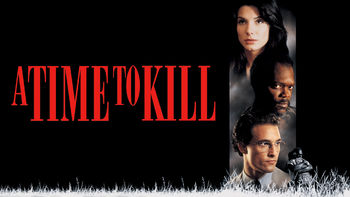 Netflix box art for A Time to Kill