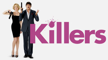 Netflix box art for Killers