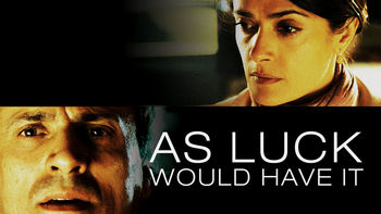 Netflix box art for As Luck Would Have It