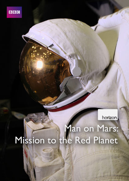 Man on Mars: Mission to the Red Planet Netflix AR (Argentina)