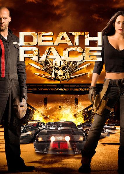 Death Race Netflix TH (Thailand)