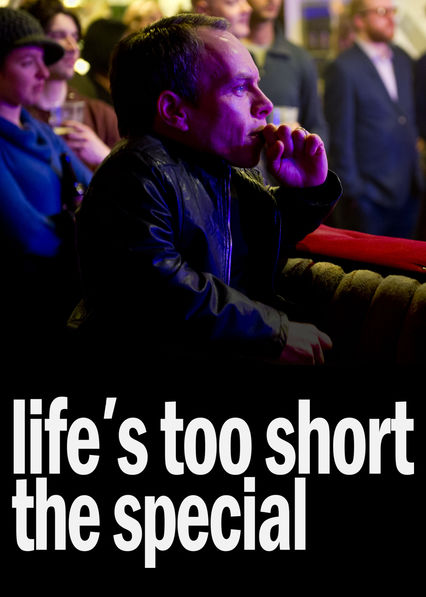 Life's Too Short: The Special Netflix BR (Brazil)