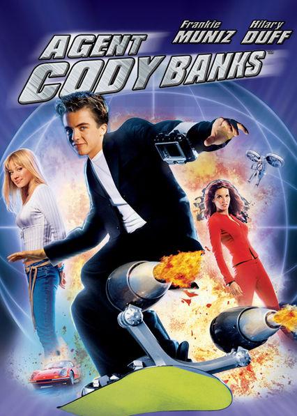 Agent Cody Banks Netflix UK (United Kingdom)