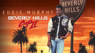 Netflix box art for Beverly Hills Cop II