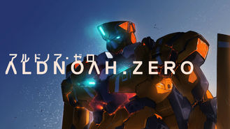 Netflix box art for Aldnoah.Zero - Season 1