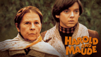 Netflix box art for Harold and Maude