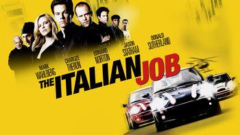 Is The Italian Job on Netflix?