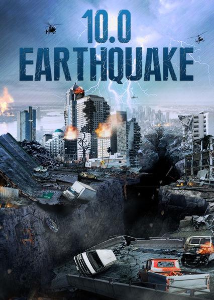 10.0 Earthquake Netflix BR (Brazil)
