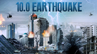 Netflix box art for 10.0 Earthquake