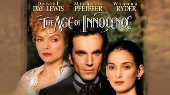Netflix box art for The Age of Innocence