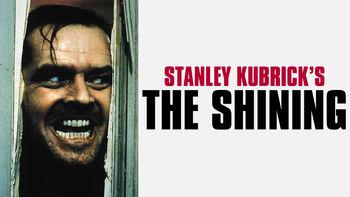 Netflix box art for The Shining