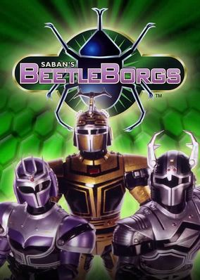 Big Bad Beetleborgs - Season 1