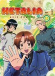 Hetalia: Axis Powers Poster