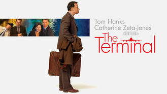 Netflix box art for The Terminal
