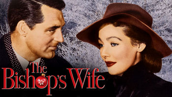 Netflix box art for The Bishop's Wife