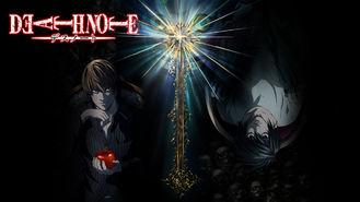 Netflix box art for Death Note - Season 1