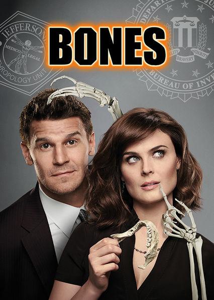 Bones Netflix US (United States)