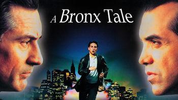 Netflix box art for A Bronx Tale