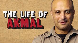 Netflix box art for Akmal: Life of Akmal