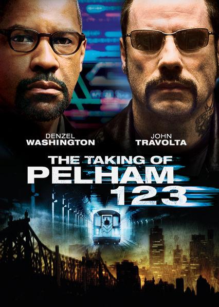 The Taking of Pelham 123 Netflix AW (Aruba)