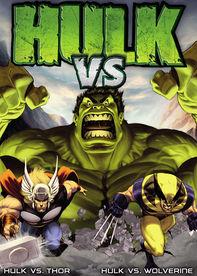 Hulk vs. Series Netflix BR (Brazil)
