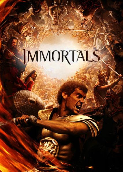 Immortals Netflix ES (España)