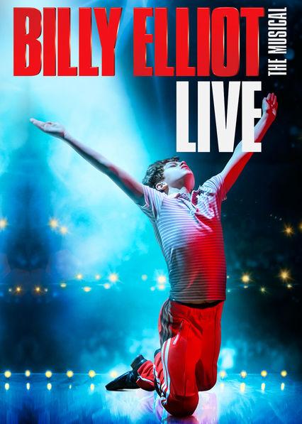 Billy Elliot: The Musical Netflix BR (Brazil)