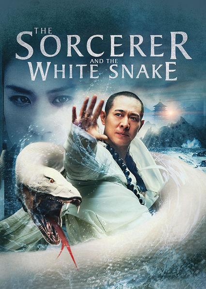 The Sorcerer and the White Snake Netflix BR (Brazil)