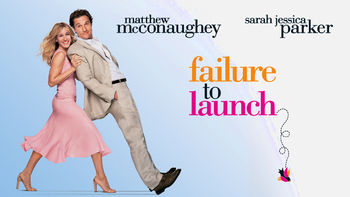 Netflix box art for Failure to Launch