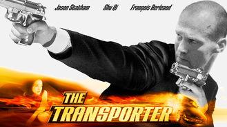 Netflix box art for The Transporter