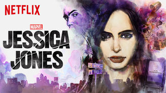 Netflix Box Art for Marvel's Jessica Jones - Season 1