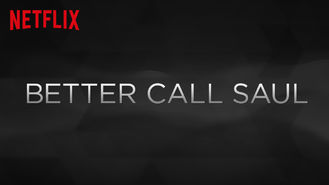 Netflix Box Art for Better Call Saul - Season 1