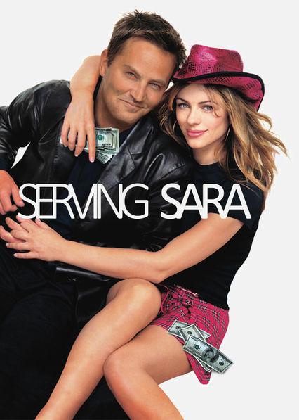 Serving Sara Netflix AR (Argentina)