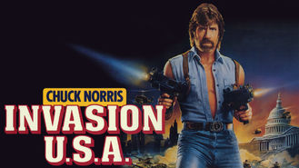 Netflix box art for Invasion U.S.A.