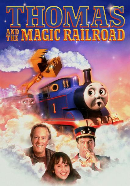 Thomas and the Magic Railroad Netflix ES (España)