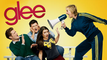 Netflix box art for Glee - Season 4