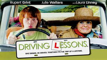 Netflix box art for Driving Lessons