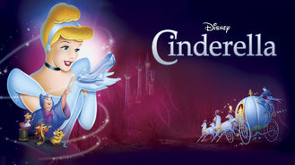 Netflix box art for Cinderella