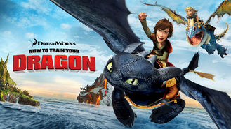 Netflix box art for How to Train Your Dragon