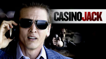 Netflix box art for Casino Jack