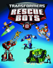 Transformers: Rescue Bots: Season 1: You've Been Squished!