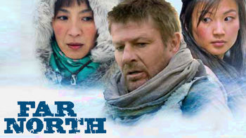 Netflix box art for Far North
