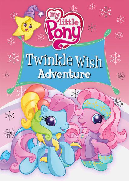 My Little Pony: Twinkle Wish Adventure Netflix BR (Brazil)