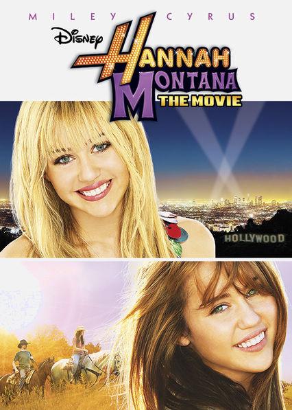 Hannah Montana: The Movie Netflix MX (Mexico)
