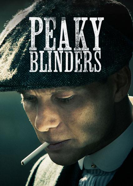 Peaky Blinders Netflix AR (Argentina)