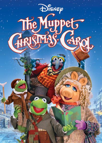 The Muppet Christmas Carol Netflix BR (Brazil)
