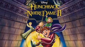 Netflix box art for The Hunchback of Notre Dame II
