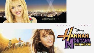 Netflix box art for Hannah Montana: The Movie
