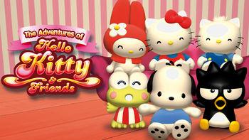Netflix box art for The Adventures of Hello Kitty & Friends - Season 1