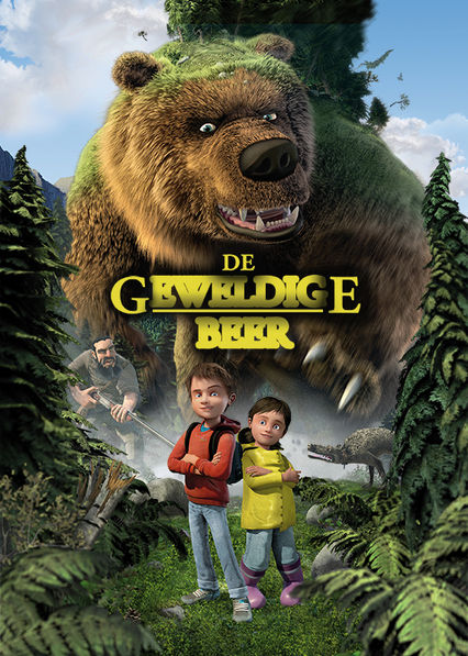 The Great Bear Netflix DO (Dominican Republic)